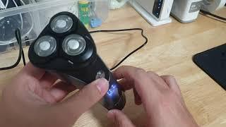 가성비 전기면도기 플라이코 FS312KR 간단 리뷰