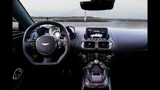 New Aston Martin Vantage Concept 2019 - 2020 Review, Photos, Exhibition, Exterior and Interior