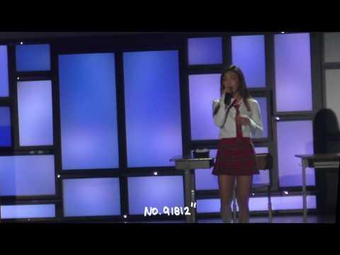 161103 Dimension 4 Encore - Sorry song by. f(Luna+Krystal) fancam