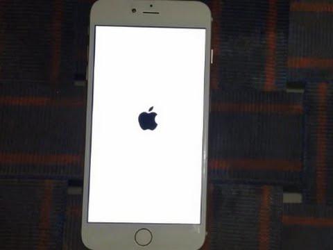 iphone 6 hard reset