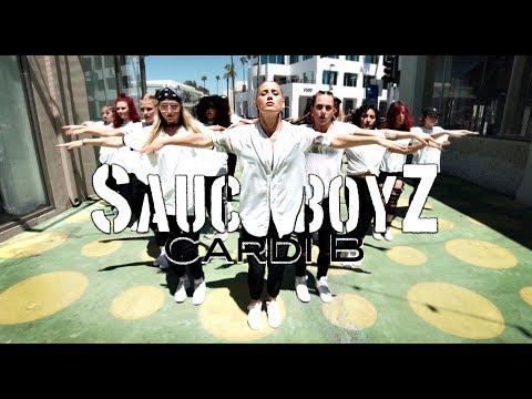 Cardi B - Sauce Boyz Choreography (staged) | by Mikey DellaVella