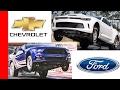 Ford Mustang Cobra Jet vs Chevrolet COPO Camaro