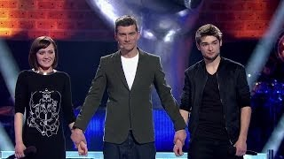 "The Voice of Poland IV - Kuba Siedlak vs Justyna Kunysz ""Jeżozwierz"