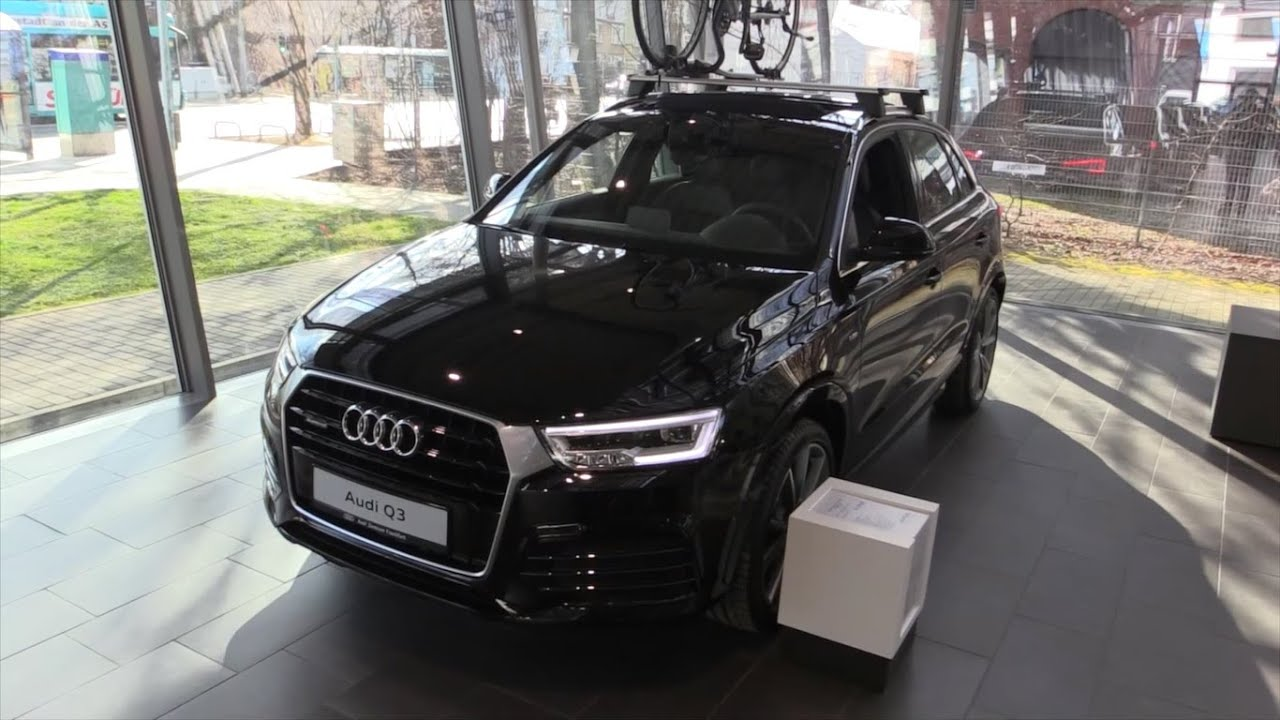 audi q3 2016 in depth review interior exterior youtube. Black Bedroom Furniture Sets. Home Design Ideas