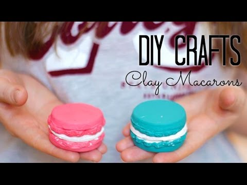 Diy Decor Room Crafts With Modeling Clay