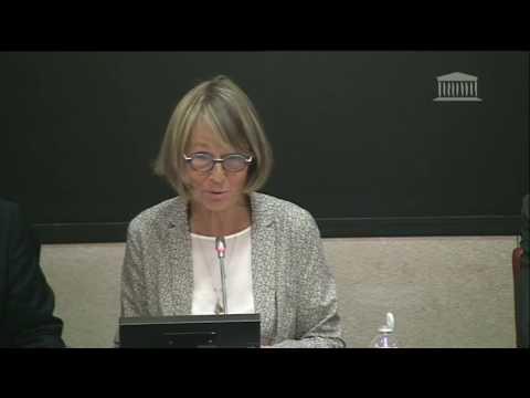Audition de Françoise Nyssen à l'Assemblée nationale