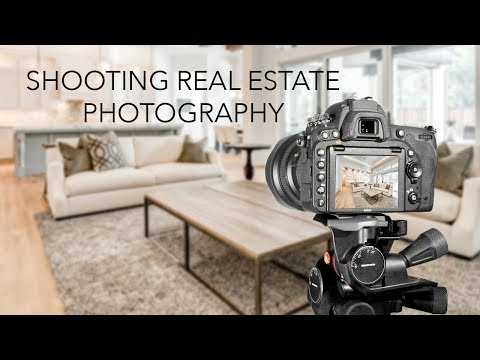 How To Shoot Real Estate Photography | Camera Settings