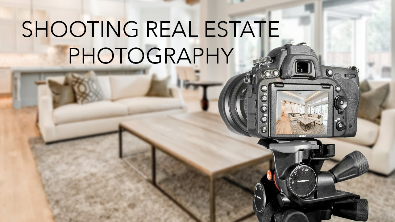 How To Shoot Real Estate Photography | Camera Settings ...