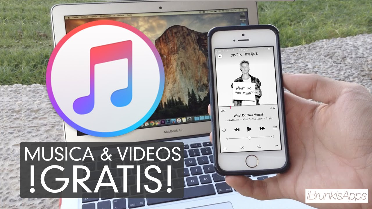 PROGRAMA PARA DESCARGAR MUSICA GRATIS IPHONE 4