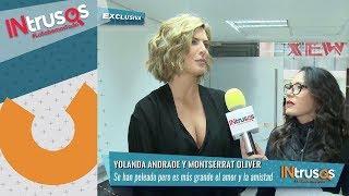 Montserrat y Yolanda dicen que Salma Hayek es gran amiga | INtrusos