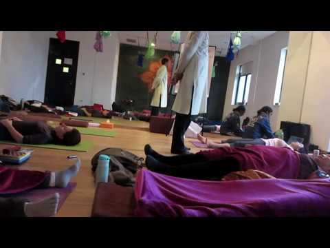 Dr Shashikant's Integrated Yogic Hypnorelaxation Technique for Beautiful Glowing Skin