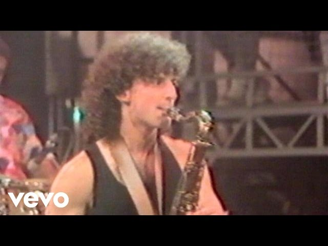 Kenny G - Slip Of The Tongue (Live Video Version)