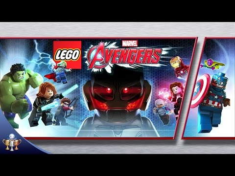 LEGO Marvel's Avengers Story Walkthrough & Co-op Open World Gameplay