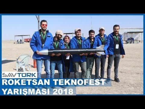Roketsan Teknofest Gençlik YarışmasıI 2018