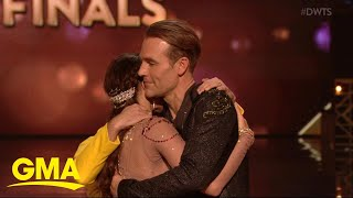 Heartbreaking elimination for 'Dancing with the Stars' frontrunner l GMA