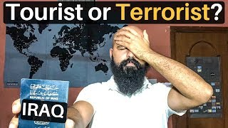 Is He a TOURIST or a TERRORIST? (Mexico Airport Scandal)