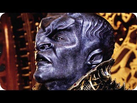 Star Trek Discovery Klingon Reimagining &  2017 cbs Netflix Series