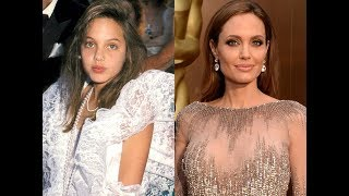Angelina Jolie From Age 1 to Age 42