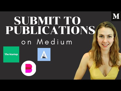 How to Add a Story to a Publication on Medium