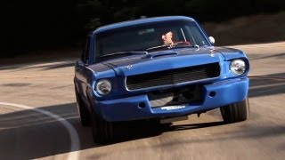 Maier Racing Mustang: More grip than a GT3? - /BIG MUSCLE