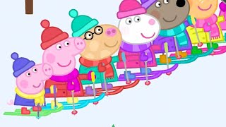peppa-pig-english-episodes-in-4k-skiing-with-peppa-peppa-pig-official