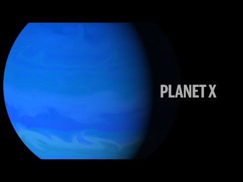 A new 9th planet for the solar system?
