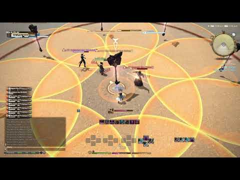 Download Final Fantasy Xiv The Will Of The Moon 4 4 Instance Drk Pov