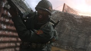 видео Call of Duty: WW2