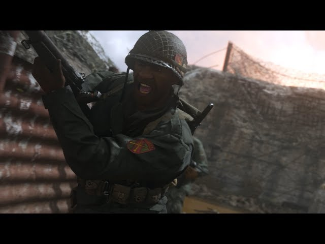 call of duty ww2 loading problems ps4
