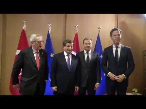 Highlights of the Meeting of the EU heads of state or government with Turkey - 18 March 2016