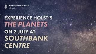 The Planets at the Queen Elizabeth Hall, 2 July 2019