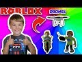 BUYING FPV DRONE in ROBLOX VEHICLE SIMULATOR | DRIVING MOTORCYCLE with EJECT SEAT | CAR STUNTS