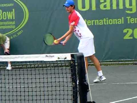 Dominic Thiem Orange Bowl 2011