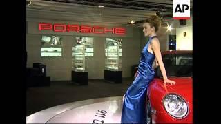 Opening of the 2006 Beijing International Automotive Exhibition