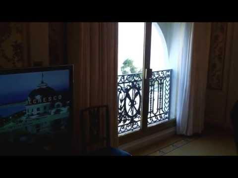 Le Negresco Hotel, Nice (Cote d'Azur) - renovated Deluxe Seaview Room