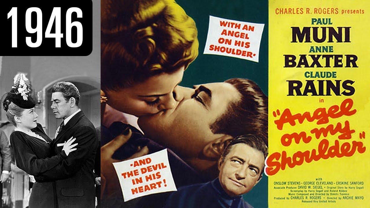 Angel On My Shoulder - Full Movie - GOOD QUALITY (1946) - YouTube