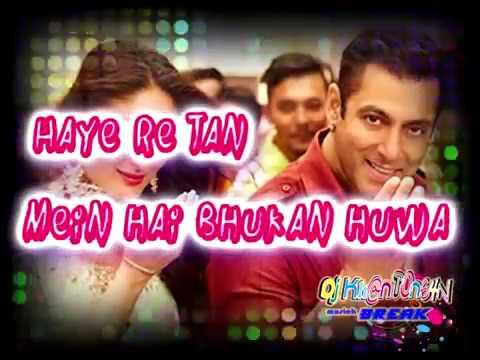 Chiken Song 2019   Remix Cover   Lirik   Bajrangi Bhaijaan   Salman Khan   Kareena Kapoor