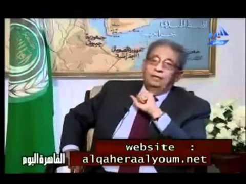 Elbaradei & Amr Moussa .wmv