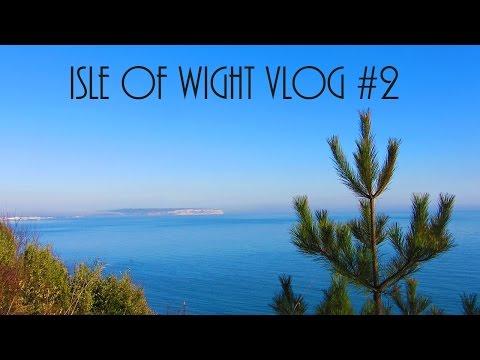 Isle of wight// UK Travel Vlog #2 //Shanklin
