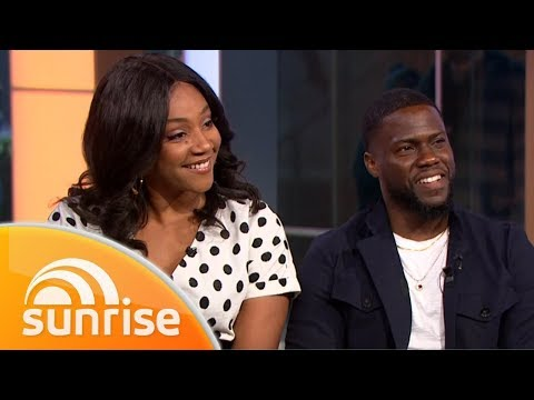 Scott - WATCH: Kevin Hart Freaks Out Over A Dog While On An Australian TV Show