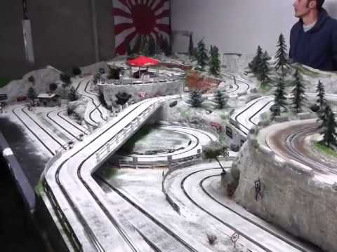 Scalextric Rally Suecia 2014