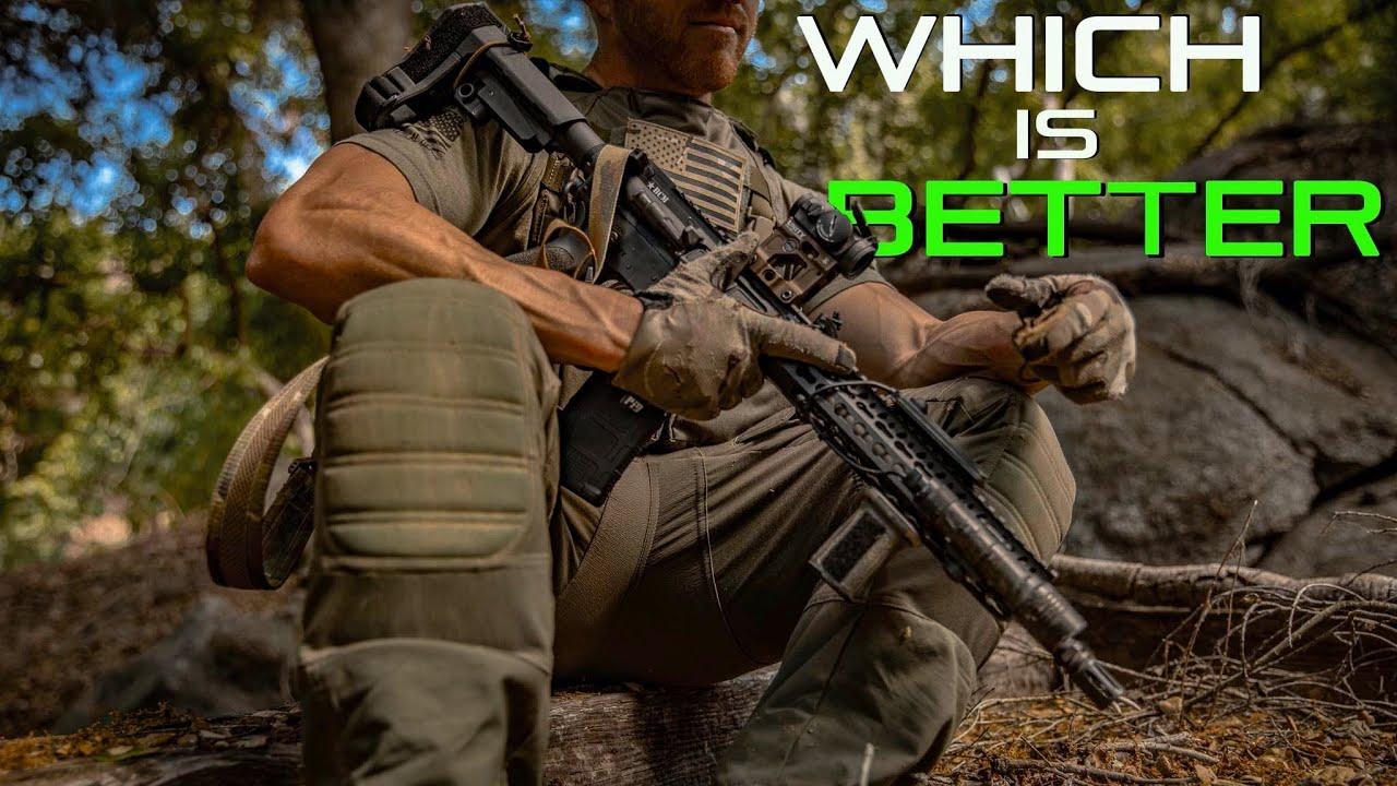 Combat Pants | UF Pro vs Crye Precision
