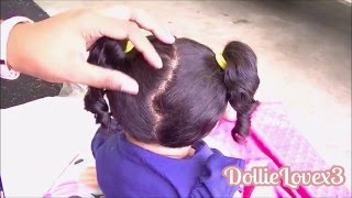 All About Tehya's HAIR!