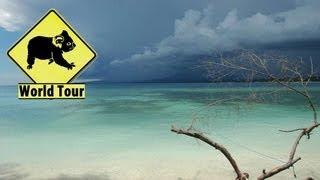 Voyage en Indonésie 53 jours Maryse & Dany © Youtube