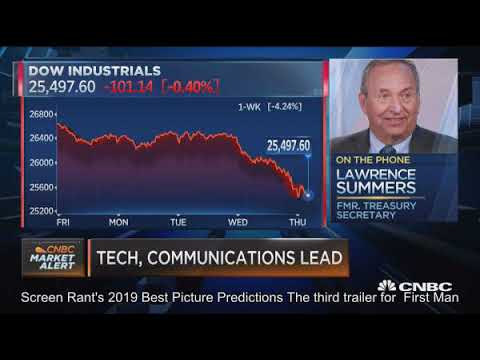 larry-summers:-trump's-fed-bashing-is-actually-'counterproductive'-to-his-own-goal-of-low-rates