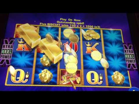 Aristocrat *STACK OF GOLD* Slot Bonus *Nice Win*