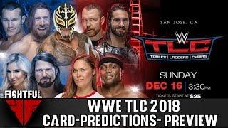 WWE TLC Predictions, Picks, Previews, Match Card From SRS & Alex Pawlowski