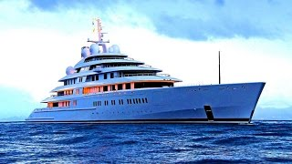5 Largest Yachts In The World