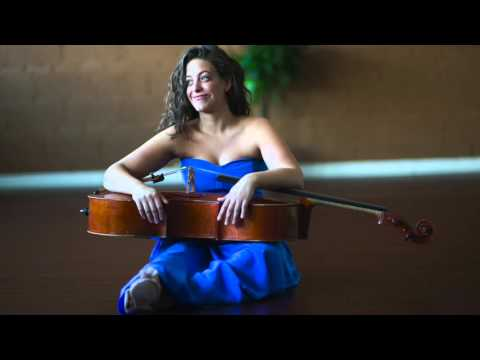 Gwen Krosnick: Bach C major Prelude and Sarabande