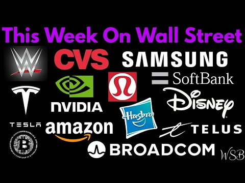 This Week On Wall Street #16 February 11, 2018